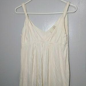 xxi l M l Short sleeve l White Dress